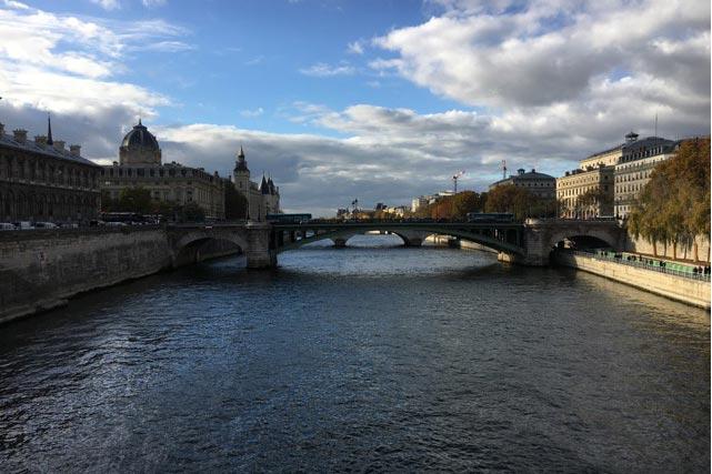 Studienfahrt der Französisch-Schüler nach Frankreich