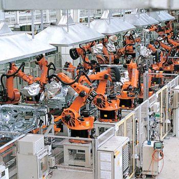 Industrie, Fachrichtung Technik