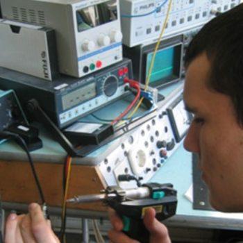 fachpraktische Ausbildung im Technikzweig