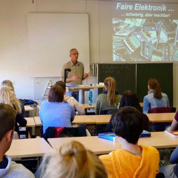 Vortrag faire Elektronik