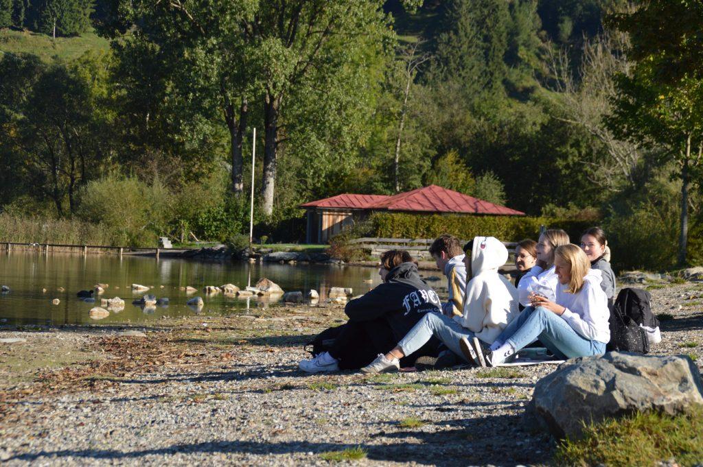 12WVA und 12WVC: Viehscheidplatz Immenstadt- Kleiner Alpsee - Bühl- Großer Alpsee